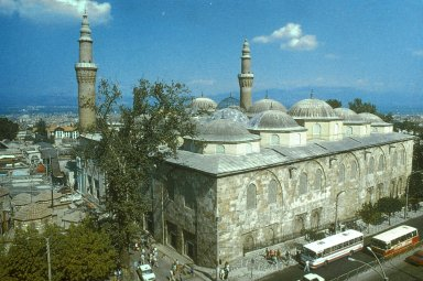 Great Mosque of Bursa
