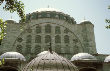 Mihrimah Sultan Mosque at Edirnekapi