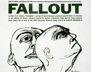 CBS Advertisement 'Fallout'