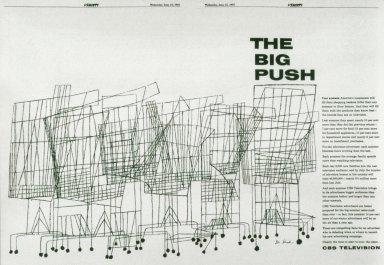 CBS Advertisement 'The Big Push'