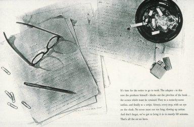 Close-up book
