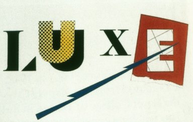 Logos Proposal for Luxe Magazine