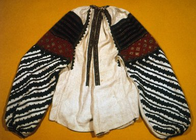 Woman's Blouse From Eastern Galicia