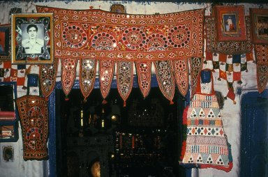 Friezes, Hangings and Bags from The Kutch District