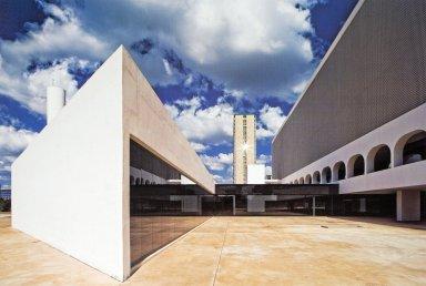 National Library of Brasilia