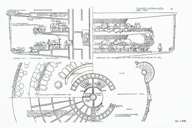 Project for Langelinie Pavilion