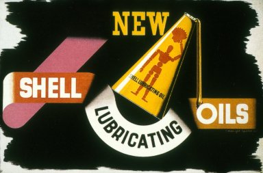 New Shell Lubricating Oils