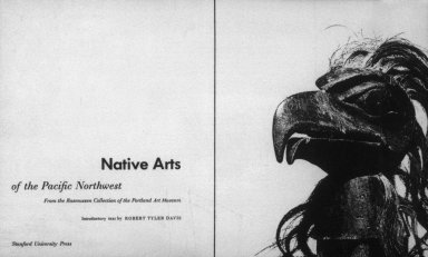 'Native Arts of the Pacific Northwest' Book