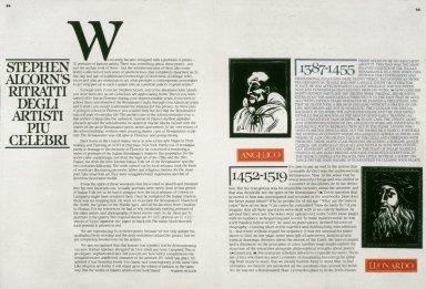 International Typeface Corporation Company Publication