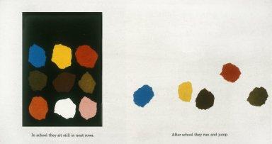 Little Blue and Little Yellow by Ivan Obolensky