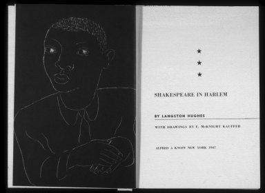 Shakespeare in Harlem Cover