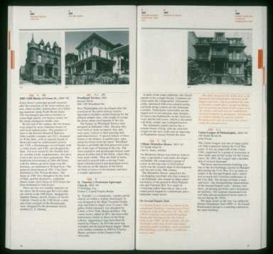 Philadelphia Architecture Brochure