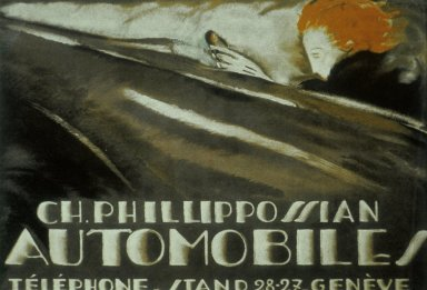 Poster for Ch. Phillippossian Automobiles
