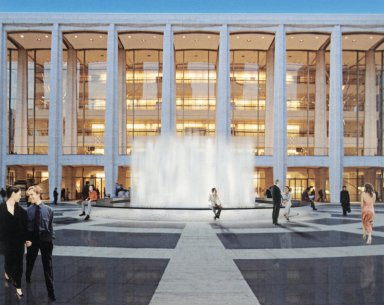 Lincoln Center for Performing Arts