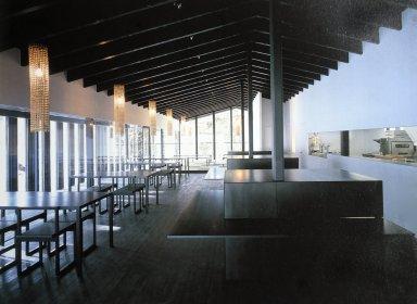 Soba Restaurant at Togakushi