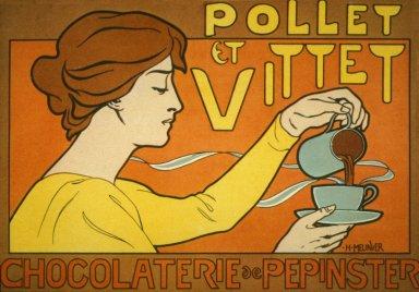 Pollet et Vittet Chocolaterie de Pepinster