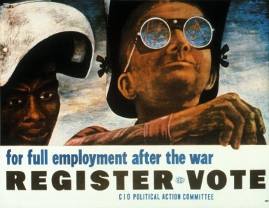 For Full Employment After the War
