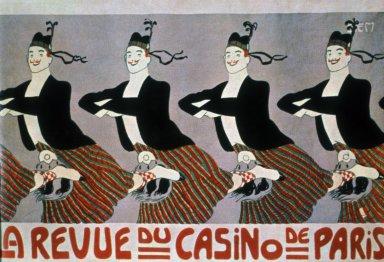 La revue du Casino de Paris