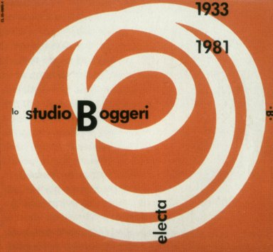 Book Editing and Design for the Studio Boggeri