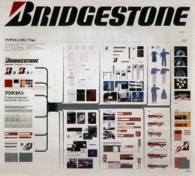 Corporate Identity: Bridgestone 2