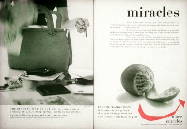 Charm Magazin- Miracles
