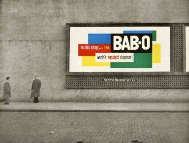 B.T. Babbitt Company Poster