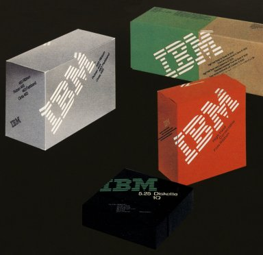 IBM Package Designs