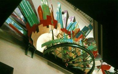 Sculpture- Chicago Mall
