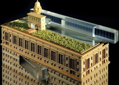 Penthouse in Manhattan