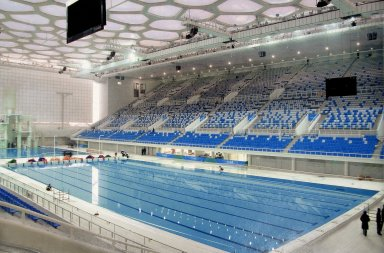 National Aquatics Center