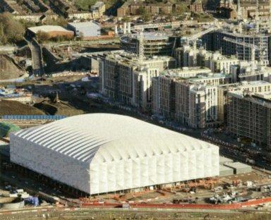 London 2012 Basketball Arena