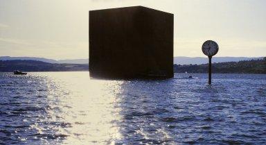Expo.02 Murten-Morat Arteplage: The Monolith