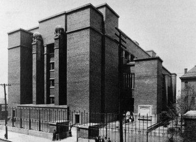 Larkin Company Administrative Building