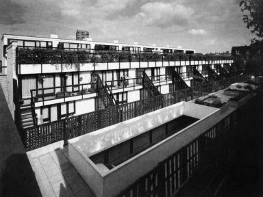 Fleet Road Terrace Housing