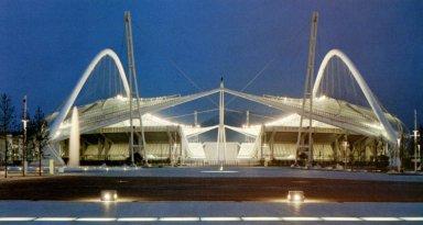 Olympic Stadium Spyros Louis