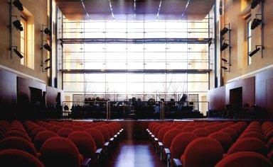 Niccolo Paganini Auditorium