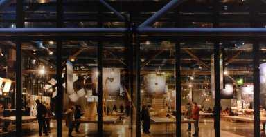 Renzo Piano Building Workshop Exhibition