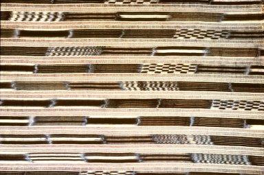 Dyula Warp-Ikat Man's Weave
