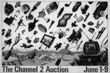 Channel 2 Auction Promotion