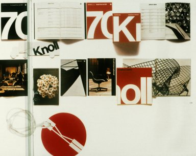 Catalog for Knoll/Portrait of a Corporation