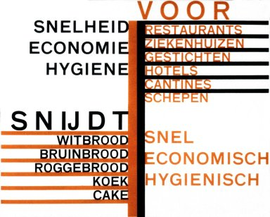 Snelheid Economie Hygiene Advertisement