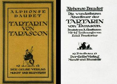 Tartarin von Tarascon