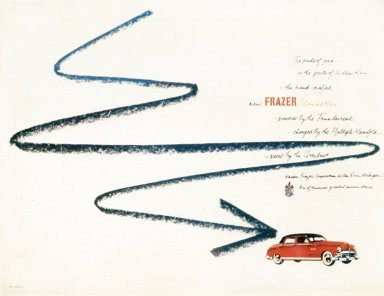 Kaiser-Frazer Corporation Advertisement