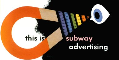 This is Subway Advertising