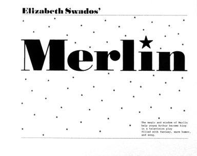 WGBH Boston Proposal for Merlin