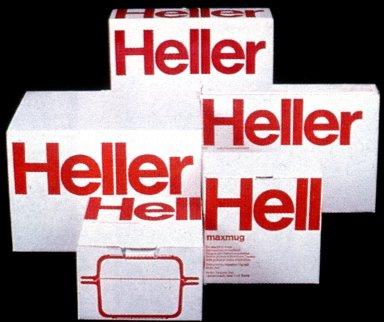Heller Package Design