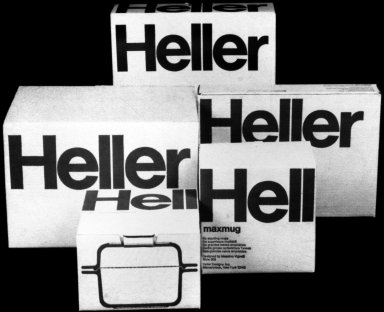 Package Design for Heller
