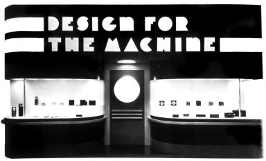 Design for the Machine Exhibition