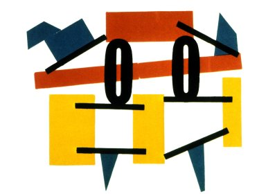 Composition with the Letter O