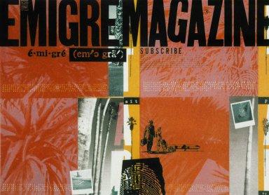 Emigre Magazine No. 4